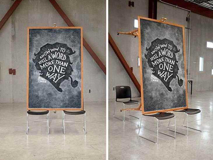 Dangerdust chalk art