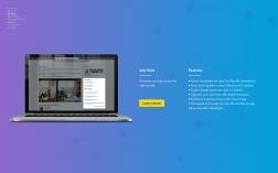 Job Slots Landing Page Demo