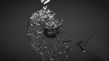 Shattered-Glass-Ball-in-Cinema-4D